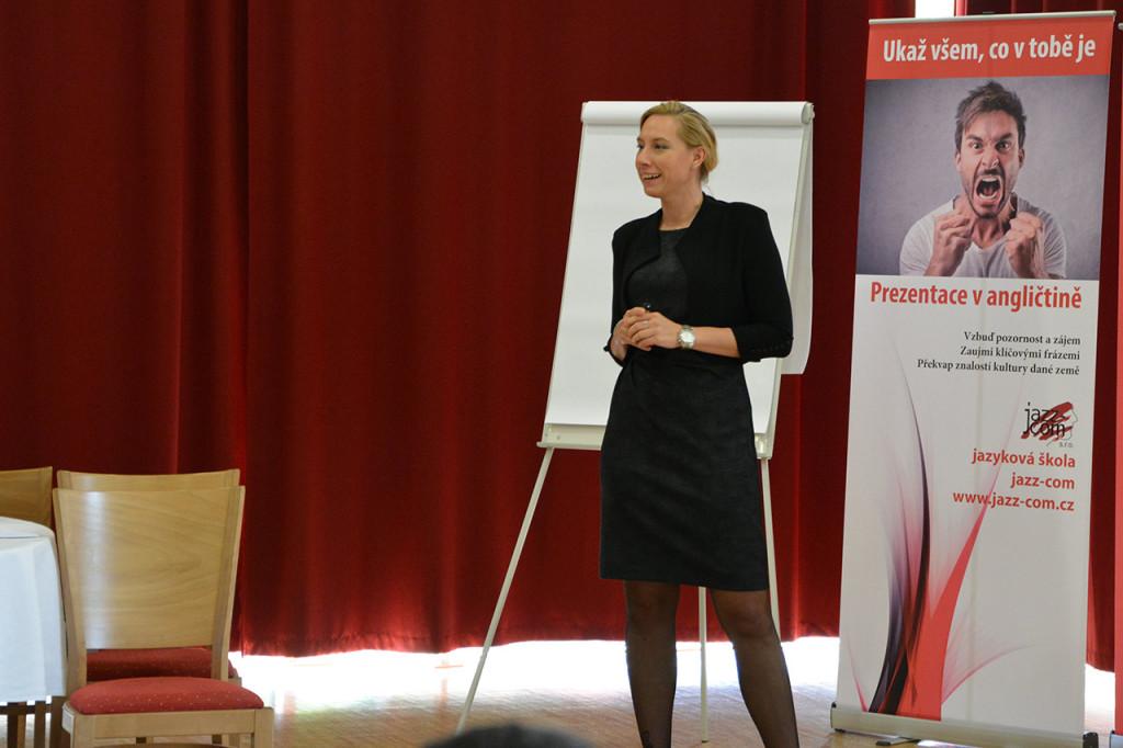 Konference Trendy firemního vzdělávání 2016 Hluboká